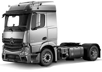 Camión Actros