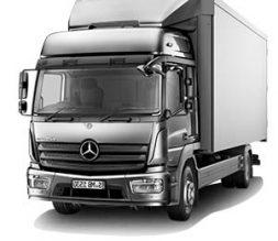 Camión Atego