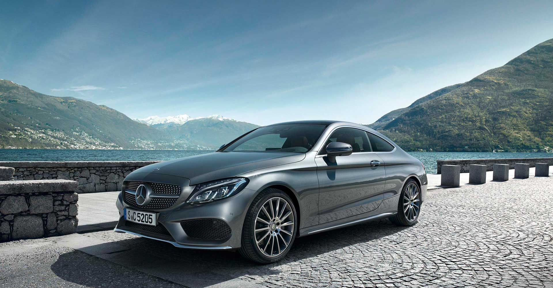 Mercedes Benz Clase C Coupe