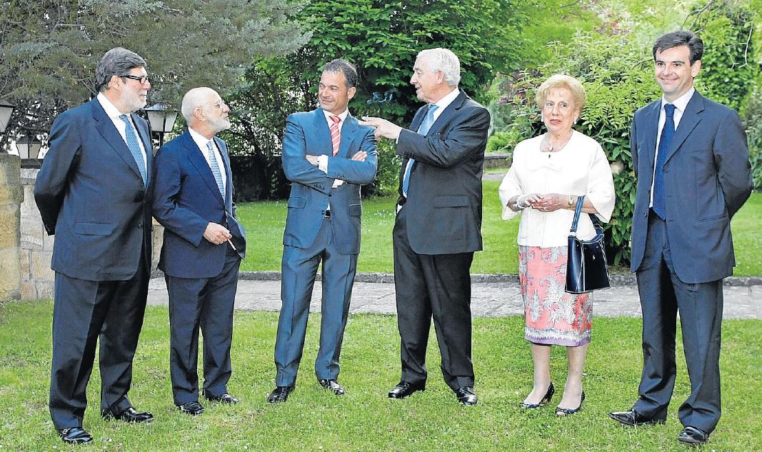 Juan Calvo Premios FOES - Comité ejecutivo