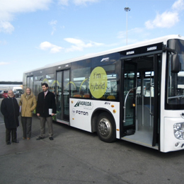 Nuevo Autobús Híbrido en Ágreda Automóvil S.A. - Agreda Automóvil ...