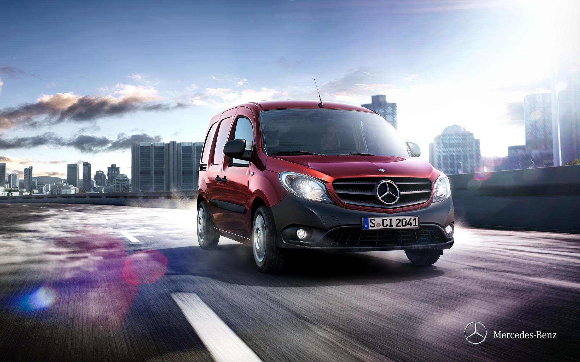 Mercedes-Benz Citan Furgón - Portada