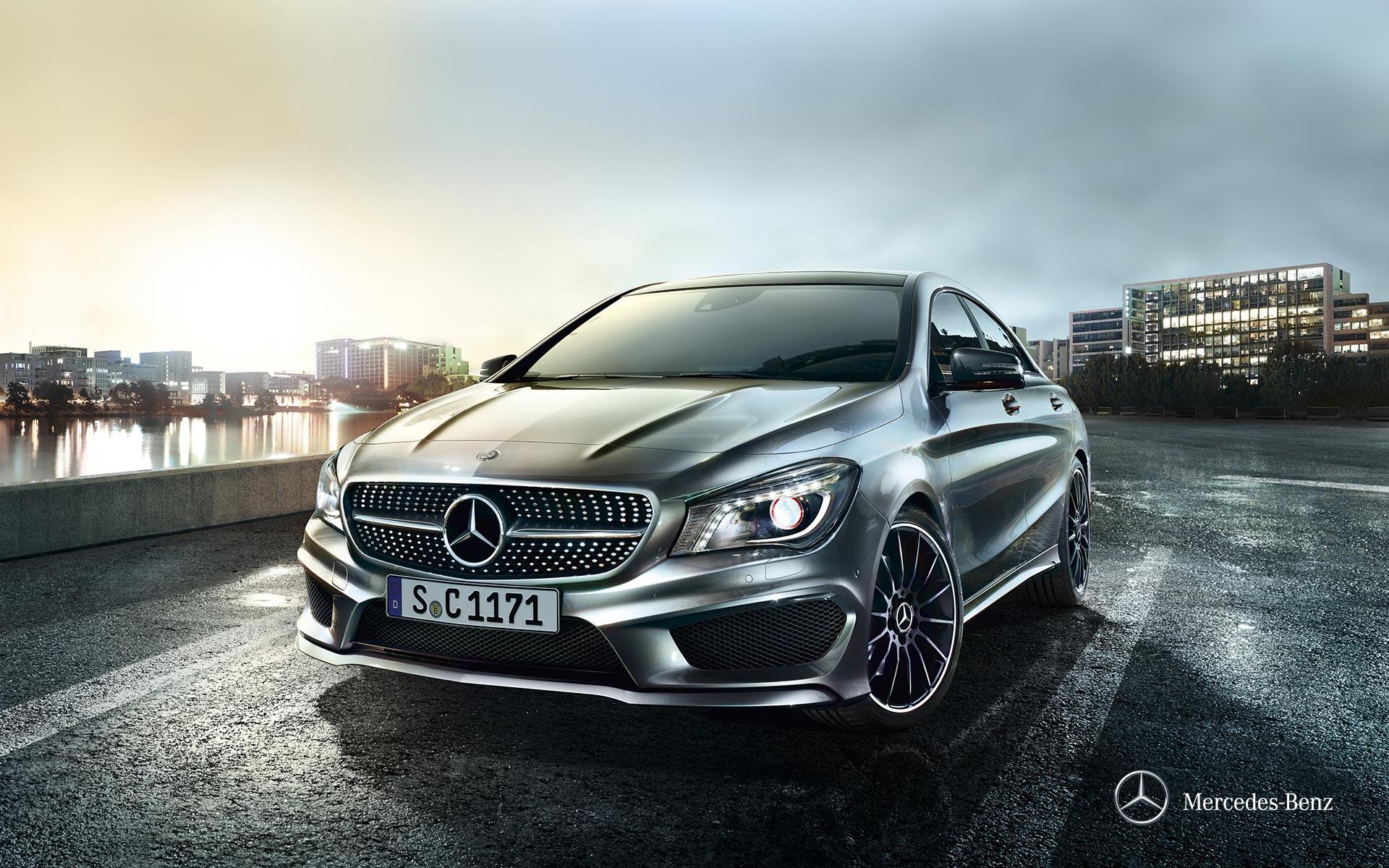 Mercedes-Benz Clae CLA Coupé – Portada