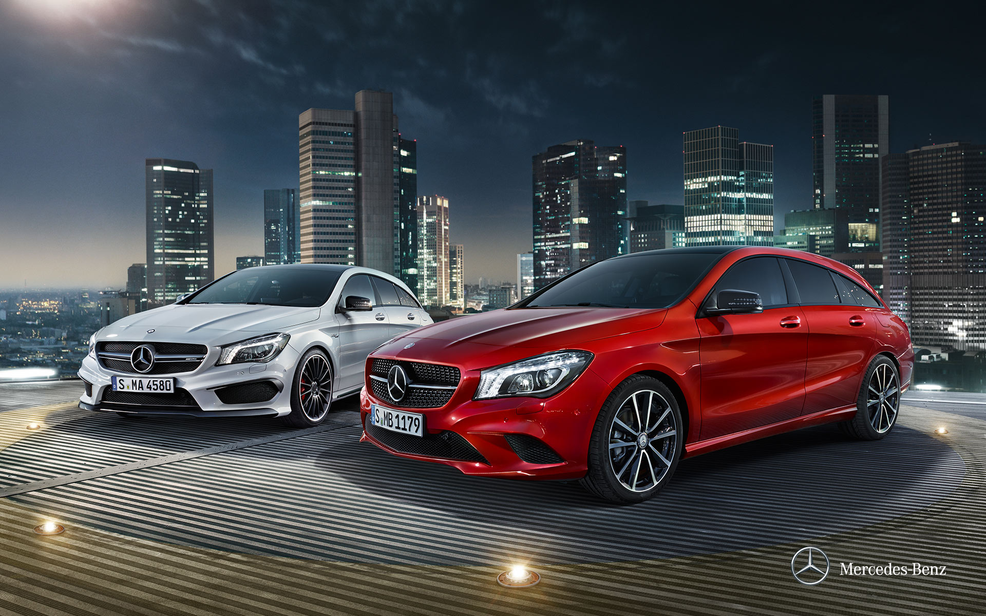 Mercedes-Benz Clase CLA Shooting Brake – Portada