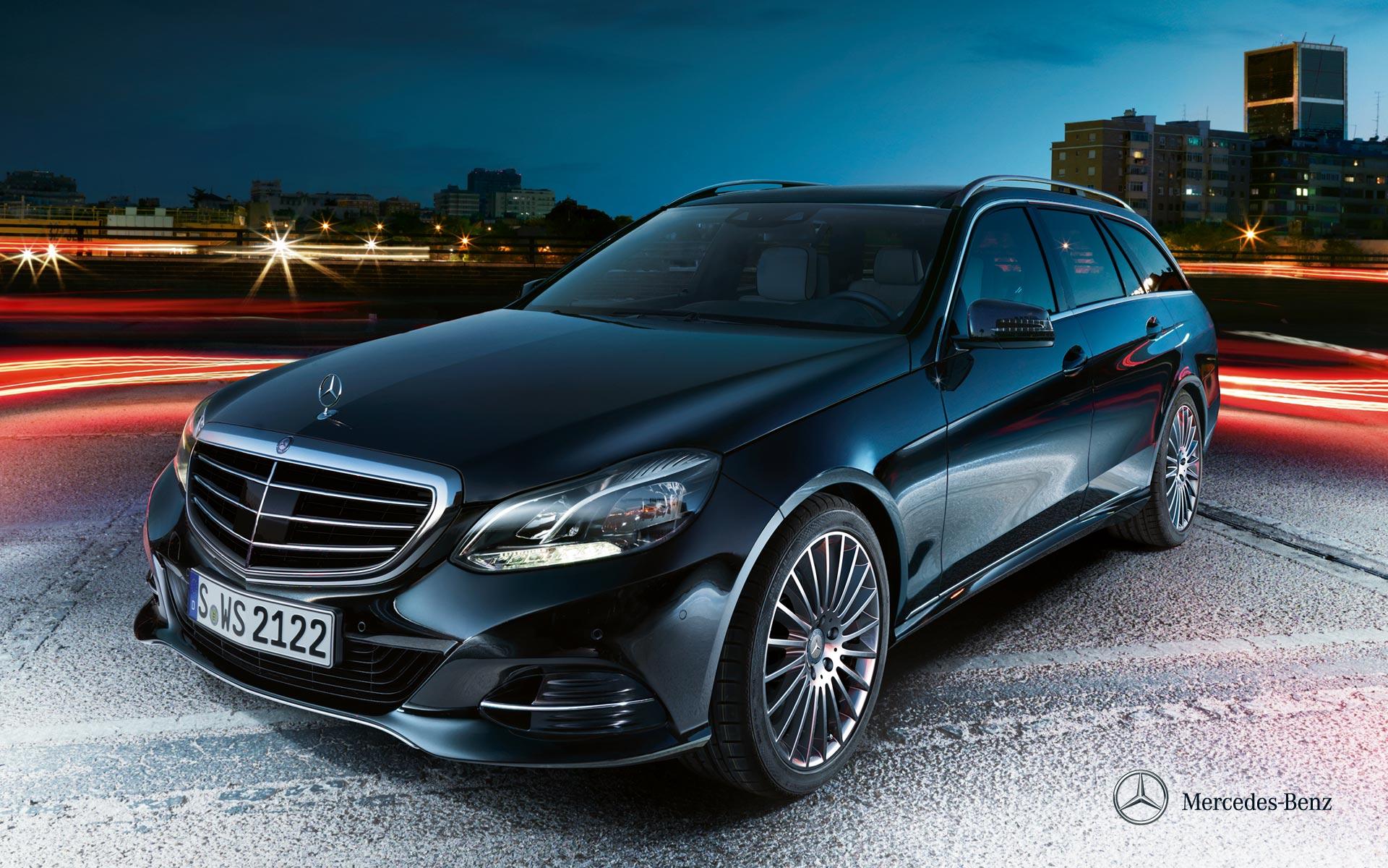 Mercedes-Benz Clase E Estate - Portada