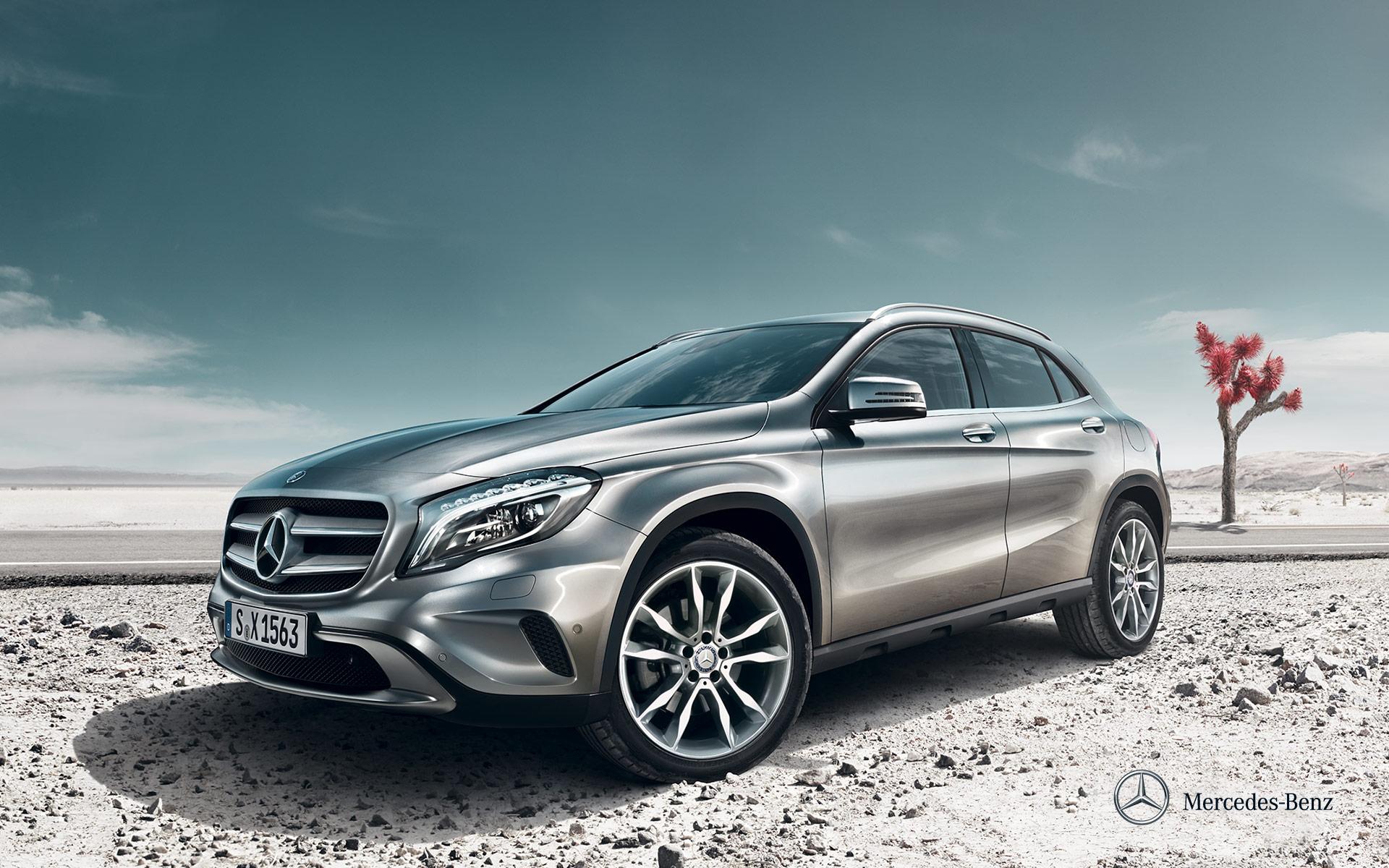 Mercedes-Benz Clase GLA – Portada