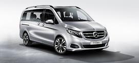 Mercedes-Benz Clase V - Icono