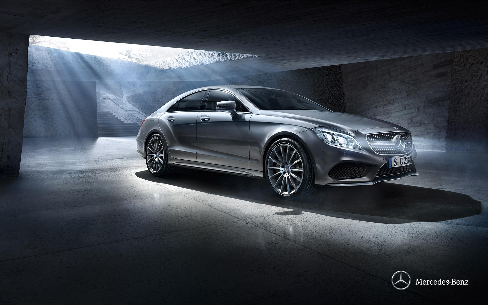 Mercedes-Benz Clase CLS Coupé - Portada