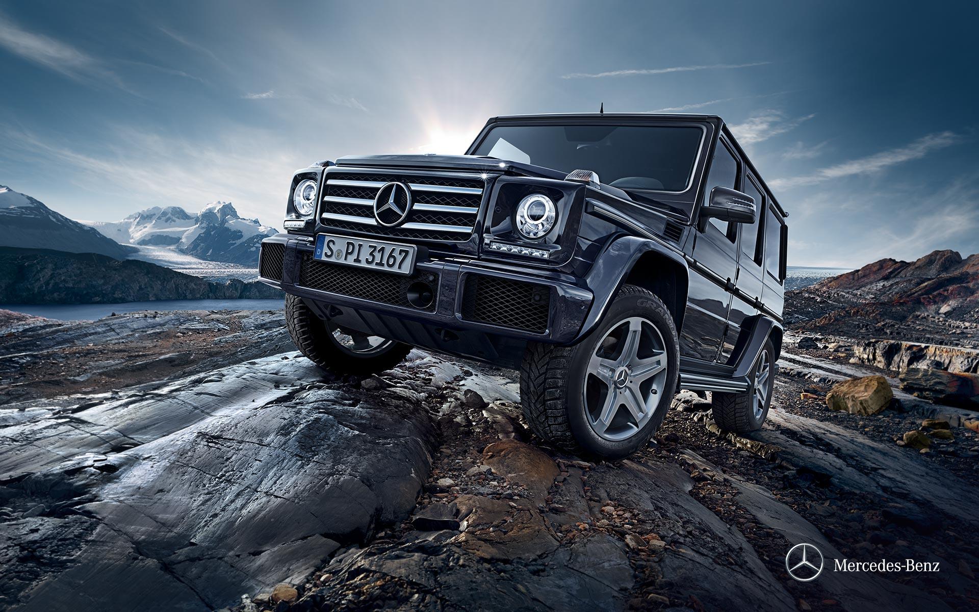 Mercedes-Benz Clase G - Portada
