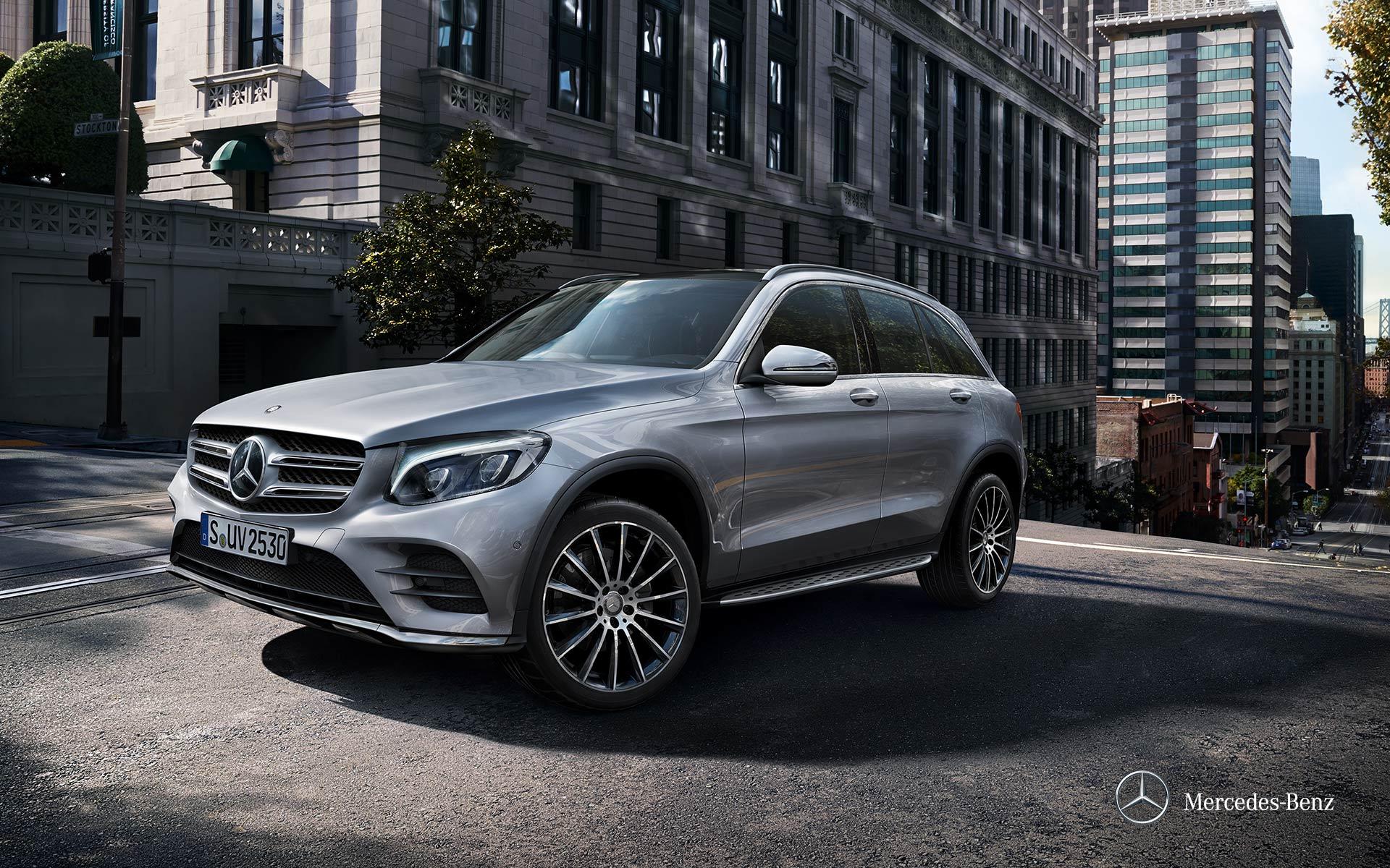 Mercedes-Benz Clase GLC - Portada