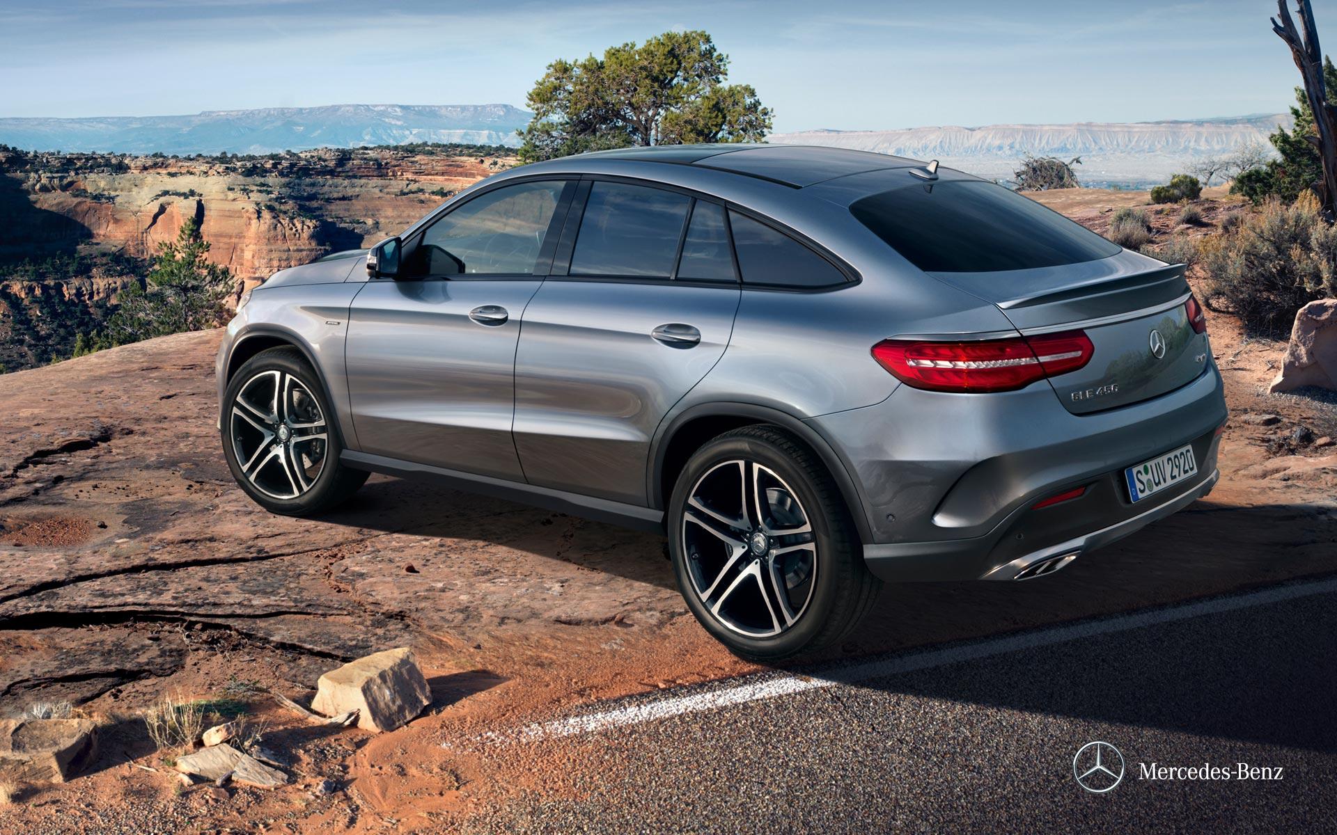 Mercedes-Benz Clase GLE Coupé - Portada