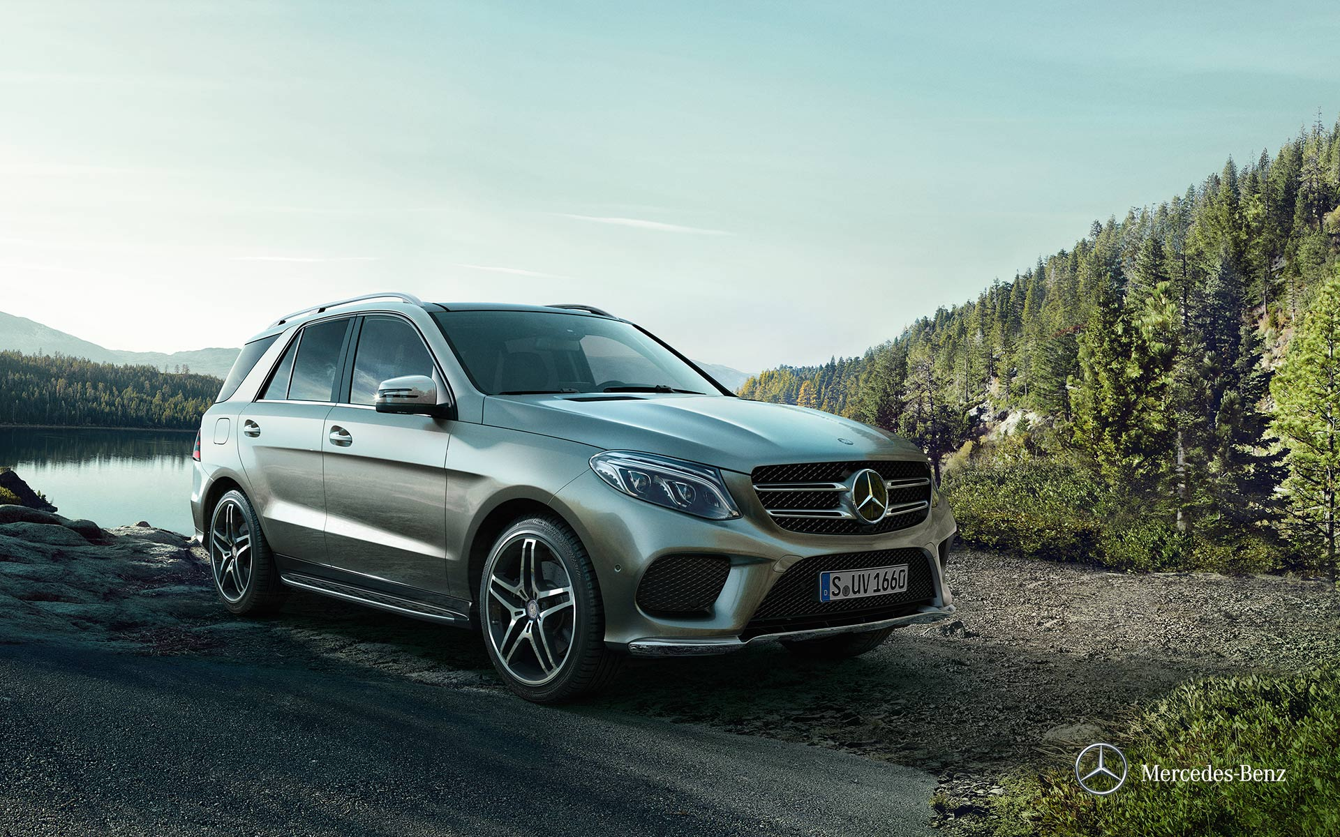 Mercedes-Benz Clase GLE – Portada