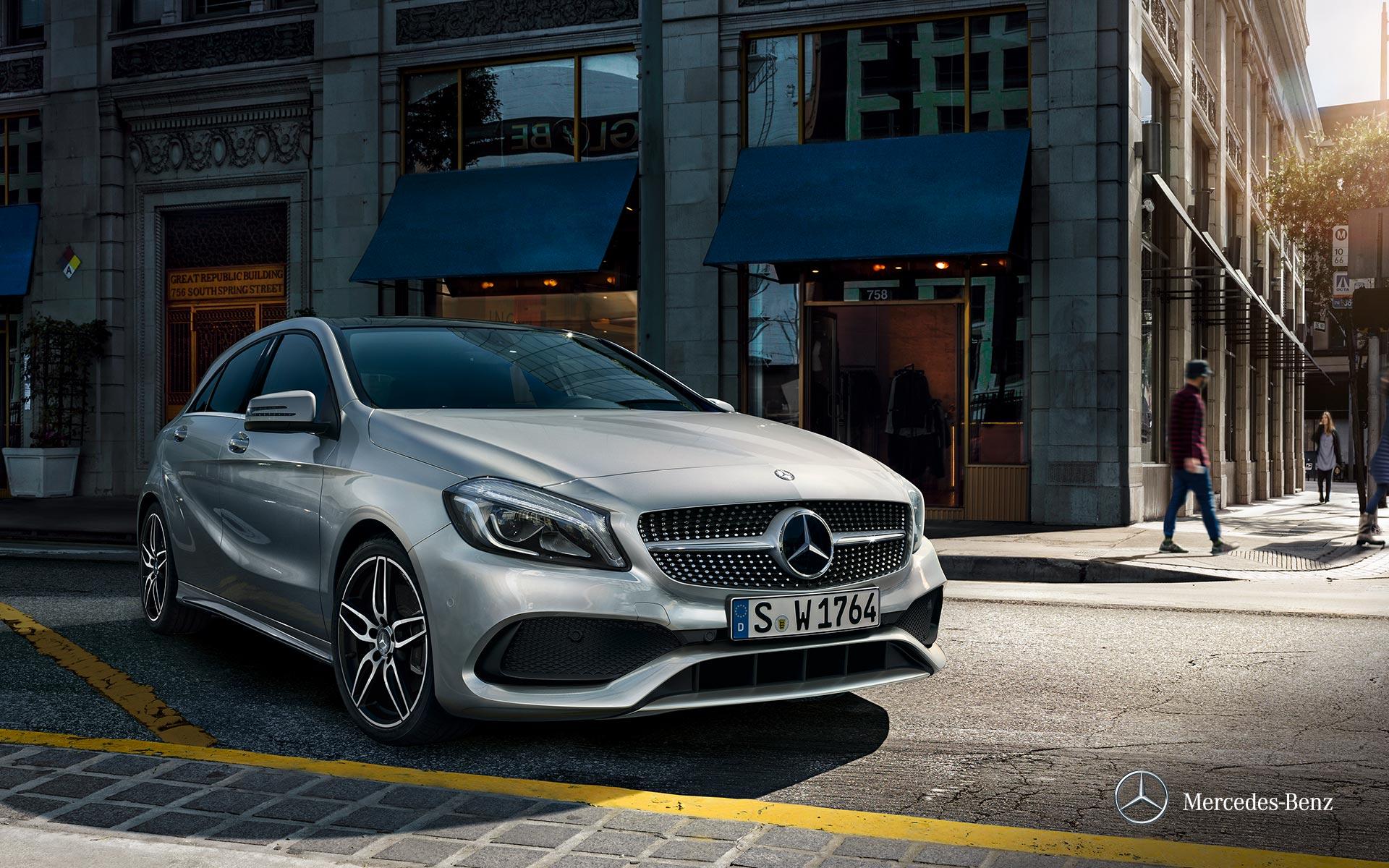 Mercedes-Benz Clase A – Portada