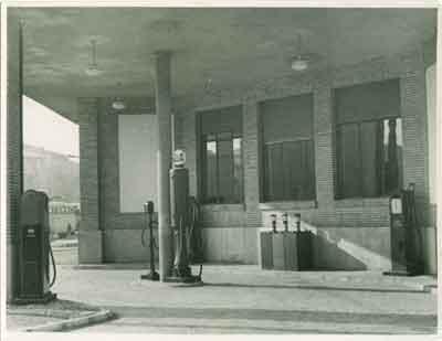 Estación de Servicio 1940 AGREDA AUTOMOVIL