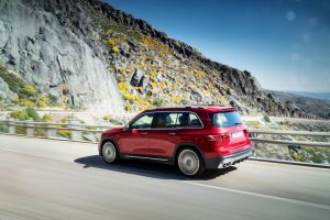 Mercedes-Benz GLB 35 4MATIC LATERAL