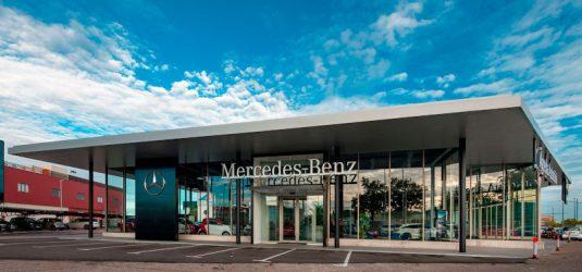 Concesionario y Taller Mercedes-Benz Turismos e Industriales Zaragoza