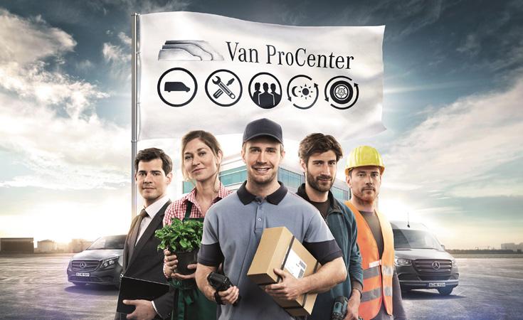 Van Pro Center