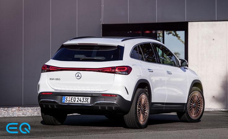 EQA Mercedes-Benz