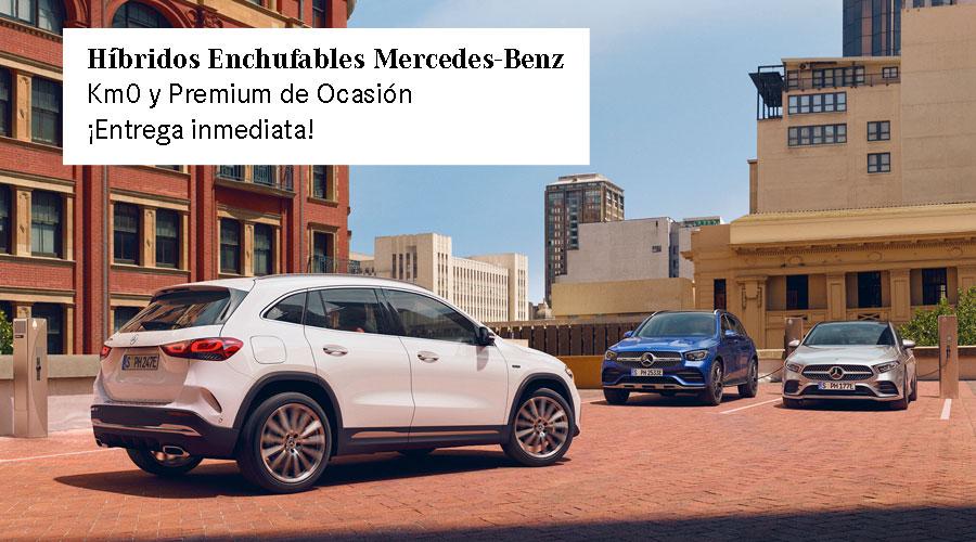 Gama Híbridos Mercedes-Benz